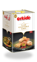 Orkide Vegetable Ghee